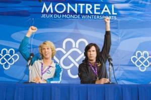 Will Ferrell (Chazz) en Jon Heder (Jimmy)