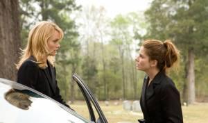 Sandra Bullock (Linda Quinn Hanson) en Amber Valletta (Claire)