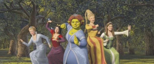 Widestill Shrek the Third