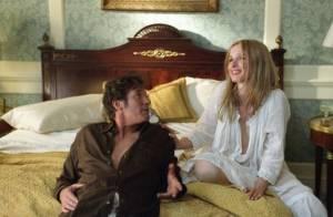 Julie Delpy (Nina Van Pallandt) en Richard Gere (Clifford Irving)