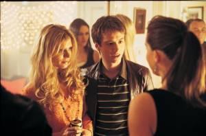 Sean Biggerstaff (Ben Willis) en Emilia Fox (Sharon Pintey) in Cashback