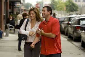 Jessica Biel (Alex McDonough) en Adam Sandler (Chuck Ford)