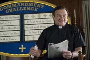 Robin Williams (Reverend Frank)