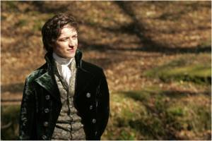 James McAvoy (Tom Lefroy)