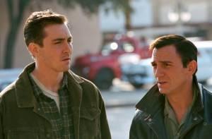 Daniel Craig (Perry Smith) en Lee Pace (Dick Hickock)