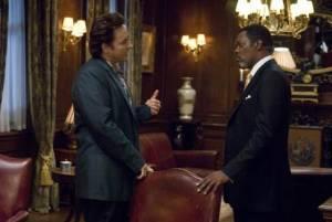 John Cusack (Mike Enslin) en Samuel L. Jackson (Gerald Olin)