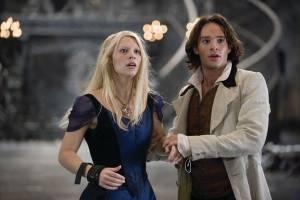 Charlie Cox (Tristran) en Claire Danes (Yvaine)