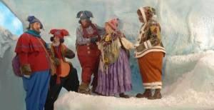 Aimé Anthoni (Klus), Chris Cauwenbergs (Lui), Walter de Donder (Kabouter Plop), Agnes de Nul (Kwebbel) en Jacques Vermeire (Snorre)
