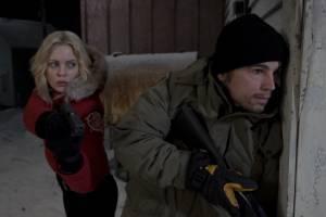 Melissa George (Stella Oleson) en Josh Hartnett (Eben Oleson)