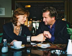 Elsie de Brauw (Roos) en Marcel Musters (Martin)