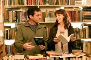 Juliette Binoche (Marie) en Steve Carell (Dan)