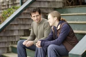 Steve Carell (Dan) en Alison Pill (Jane)