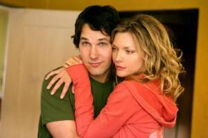 Michelle Pfeiffer (Rosie) en Paul Rudd (Adam)
