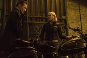 Viggo Mortensen (Nikolai) en Naomi Watts (Anna)