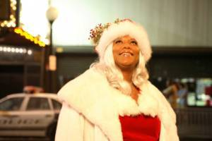 Queen Latifah (Mrs. Christmas)