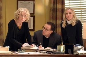 Nicolas Cage (Ben Gates), Diane Kruger (Abigail Chase) en Helen Mirren (Emily Appleton)