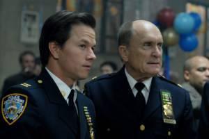 Robert Duvall (Burt Grusinsky) en Mark Wahlberg (Joseph Grusinsky)