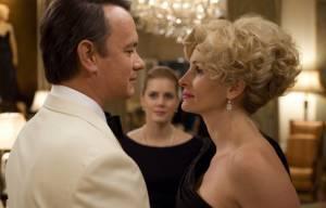 Amy Adams (Bonnie Bach), Tom Hanks (Rep. Charlie Wilson) en Julia Roberts (Joanne Herring)