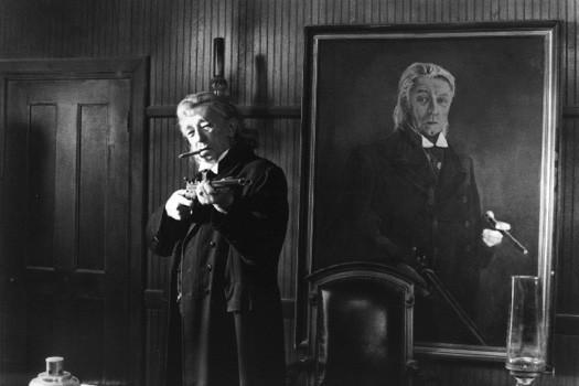 Robert Mitchum als John Dickenson