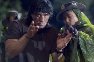 Sylvester Stallone (John Rambo)