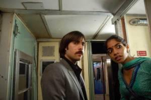 Amara Karan (Rita) en Jason Schwartzman (Jack Whitman)