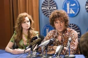 John C. Reilly (Dewey Cox) en Jenna Fischer (Darlene Madison)