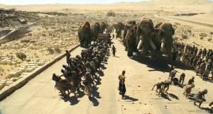 10,000 B.C. filmstill