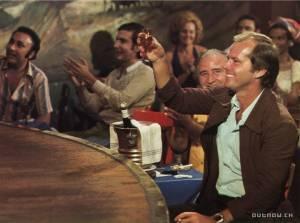 Jack Nicholson in Professione: Reporter