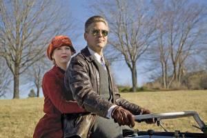 George Clooney (Jimmy 'Dodge' Connelly) en Renée Zellweger (Lexie Littleton)