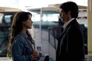 Kate del Castillo (Rosario) en Eugenio Derbez (Enrique)
