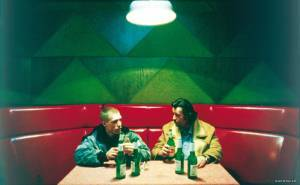 Paul Hofmann (Pauli) en Michael Thomas (Michael)