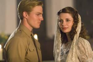 Mischa Barton (Young Ethel Ann) en Gregory Smith (Young Jack)