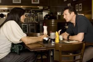 Famke Janssen en Liam Neeson (Bryan)