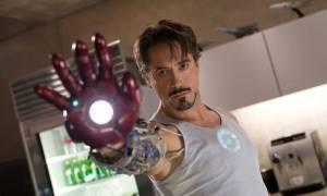 Robert Downey Jr. (Tony Stark / Iron Man)