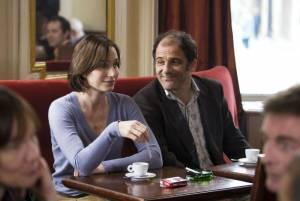Frédéric Pierrot (Capitaine Fauré) en Kristin Scott Thomas (Juliette)