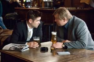Colin Farrell (Ray) en Brendan Gleeson (Ken)