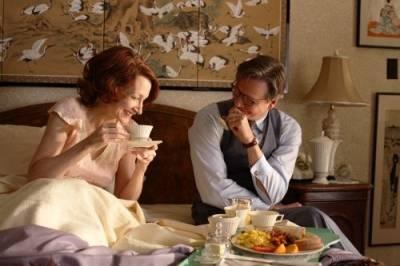 Patricia Clarkson (Pat Allen) en Chris Cooper (Harry Allen)