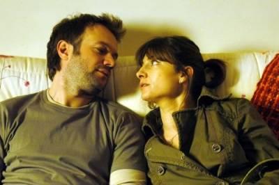 Najwa Nimri (Eva) en Tristán Ulloa (Iñaki)
