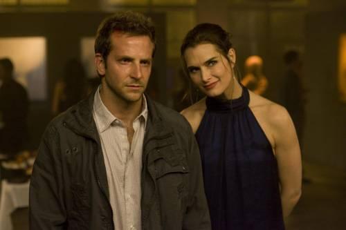 Bradley Cooper (Leon Kauffman) en Brooke Shields (Susan Hoff)