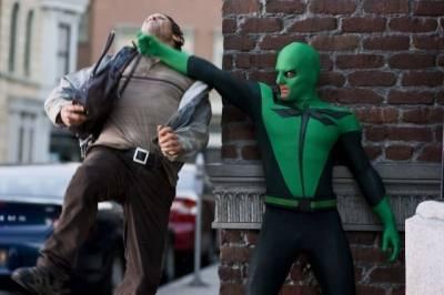 Still Superhero Movie