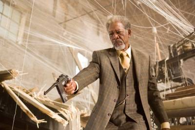 Morgan Freeman (Sloan)