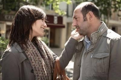 Zoé Félix (Julie Abrams) en Kad Merad (Philippe Abrams)