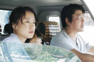 Do-yeon Jeon (Shin-ae) en Kang-ho Song (Jong Chan)