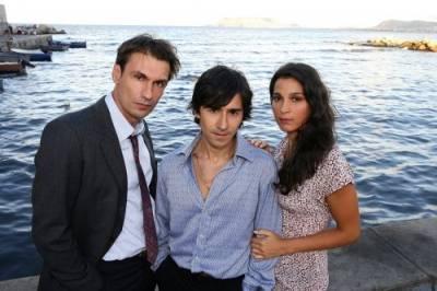 Gaetano Bruno (Mimmo) en Donatella Finocchiaro (Ada)