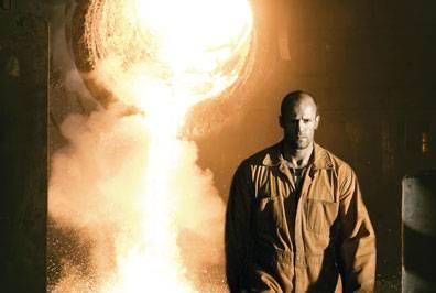 Jason Statham (Jensen Ames)