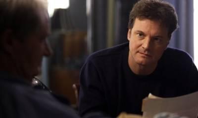 Jim Broadbent (Arthur) en Colin Firth (Blake)
