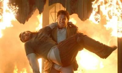 James Franco (Saul Silver) en Seth Rogen (Dale Denton)