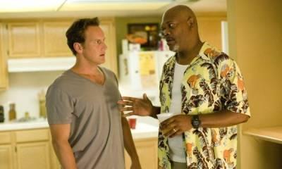 Samuel L. Jackson (Abel Turner) en Patrick Wilson (Chris Mattson)