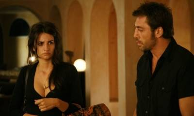 Javier Bardem (Juan Antonio) en Penélope Cruz (Maria Elena)