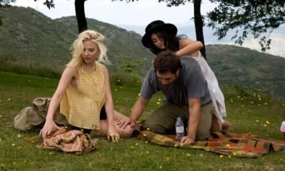 Scarlett Johansson (Cristina), Javier Bardem (Juan Antonio) en Penélope Cruz (Maria Elena)